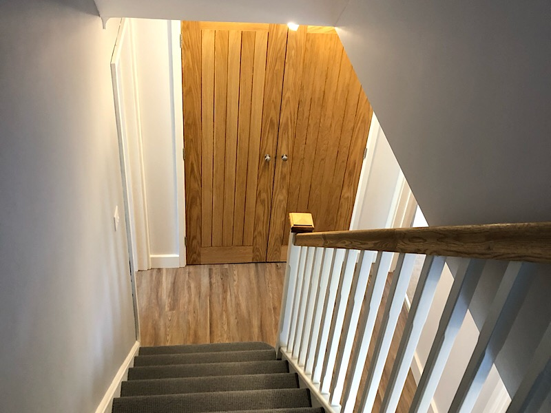 Stair Renovation South Woodham Ferrers